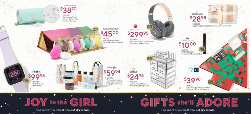 QVC Black Friday page 6